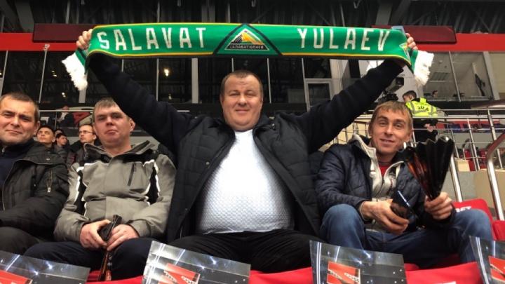 Страшный сон Метсолы и последний гостевой матч: «Салават Юлаев» в третий раз проиграл «Авангарду»