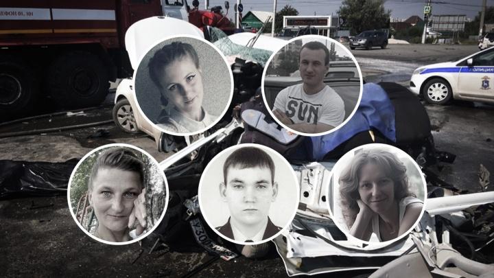 Вытолкнула дочь из-под колёс, ехал на помолвку: вспоминаем самарцев, трагически погибших в ДТП