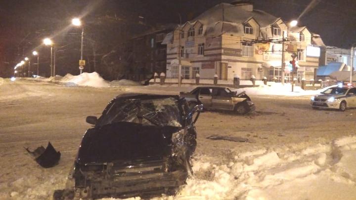 Полиция ищет водителя, устроившего ДТП с тремя пострадавшими в Башкирии