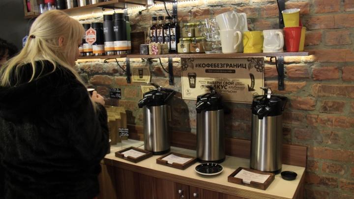 Как лимонад в ИКЕА: сеть новосибирских кофеен сделала безлимитный кофе за 100 рублей