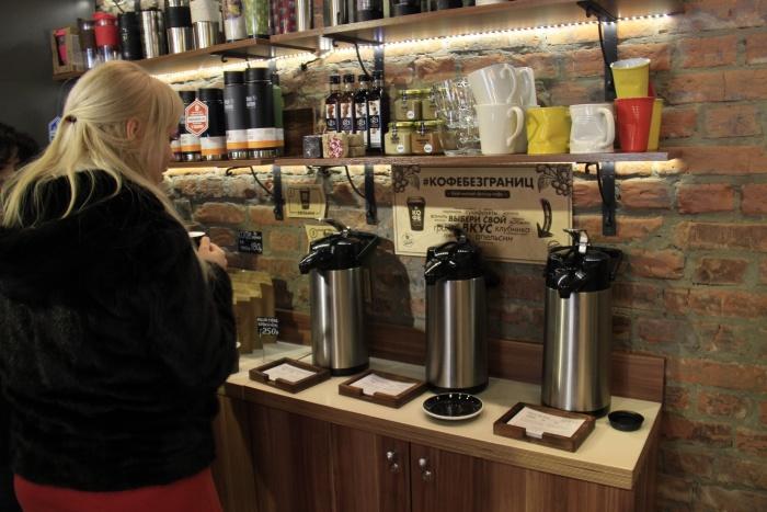 Новое предложение позволяет за 100 рублей выпить безлимитное количество кофе на любителя