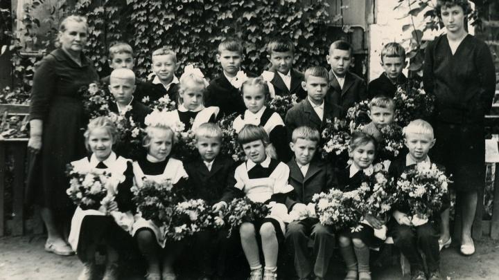 Самому старому детсаду в Красноярске исполнилось 110 лет: смотрим архивные фото