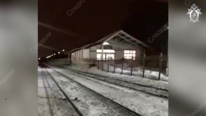 Дончанин попал под поезд в Московской области