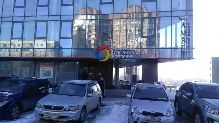 Из бизнес-центра с офисом СГК эвакуировали людей