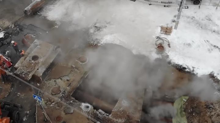 Двое суток в холоде, но с надеждой: как в Самаре подключали дома к отоплению