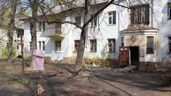 Опасно для жизни: мэрия пять лет не могла расселить ярославцев из аварийного жилья