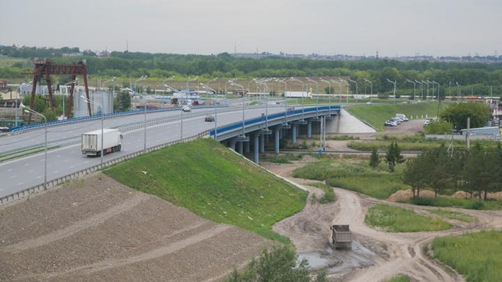 Дорожники готовятся к строительству развязки у Солонцов. Проект за 48 миллионов пришлось менять
