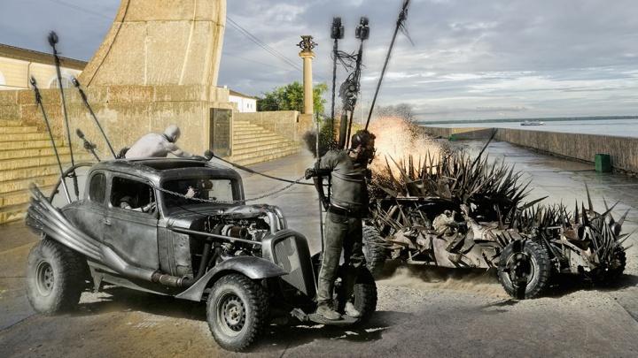 «Безумному Максу» и не снилось: какие самые необычные машины продают архангелогородцы