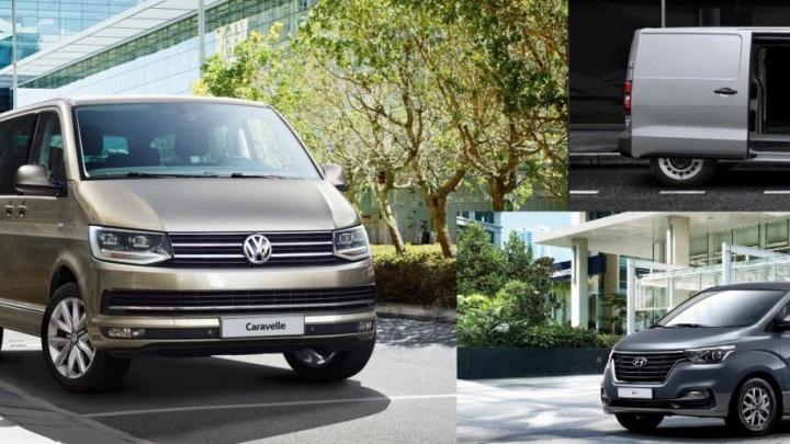Volkswagen Caravelle: оптимальный вариант для бизнеса