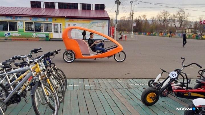 Объявлены цены на прокат велосипедов на острове Татышев