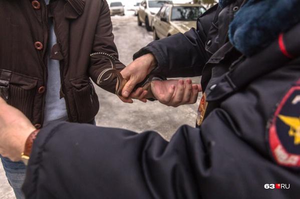 Афериста поймали в Москве