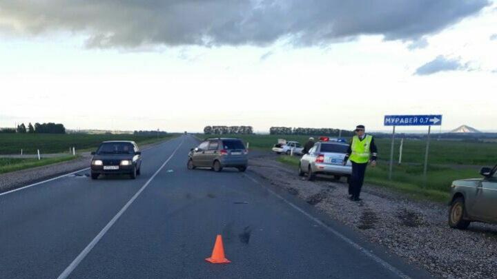 Два человека пострадали в ДТП на трассе в Башкирии