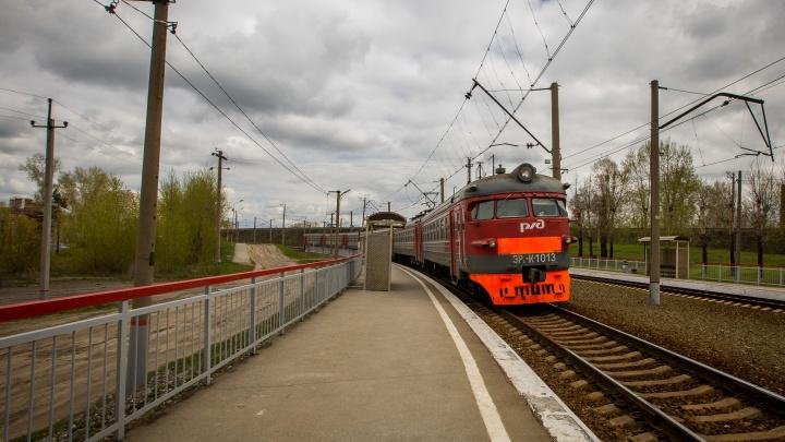 Новосибирские электрички поменяют расписание из-за ремонта на железнодорожных путях