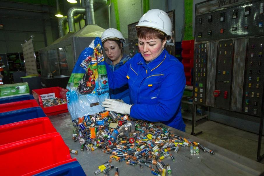 У челябинцев есть возможность сдать батарейки, пластик, текстиль и многое другое, но власти не ведут статистику