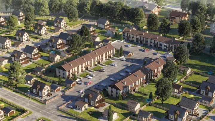 Два этажа вместо двух комнат: загородная недвижимость, которую может позволить себе каждый
