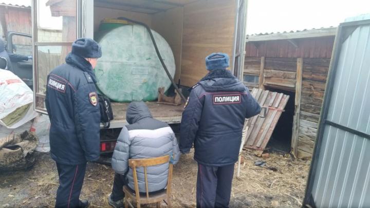 На Южном Урале завершено расследование дела о краже нефти на 128 миллионов рублей