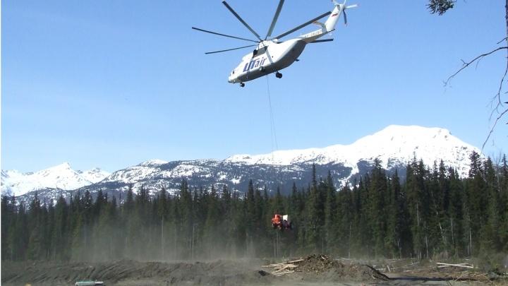 Два члена экипажа упавшего в НАО вертолёта находятся в тяжёлом состоянии