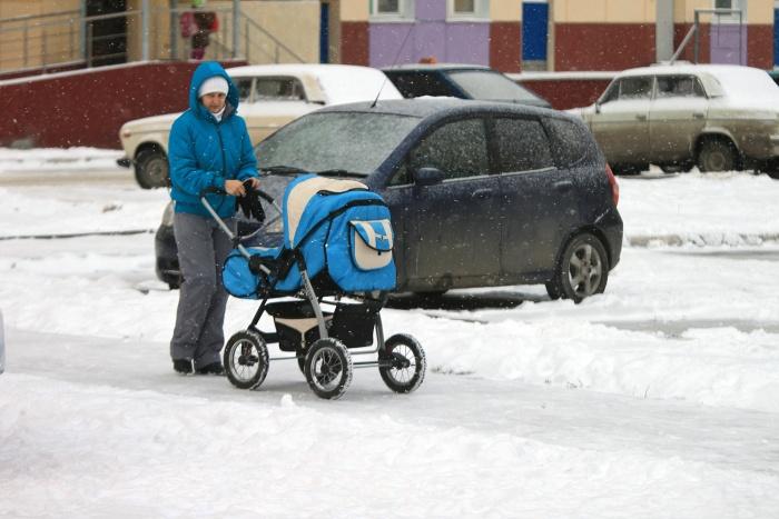 Почти 170 тысяч новосибирских женщин воспитывают детей в одиночку