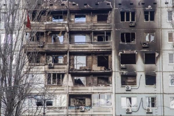 Взрыв прогремел 20 декабря три года назад в 11:50 в воскресное утро