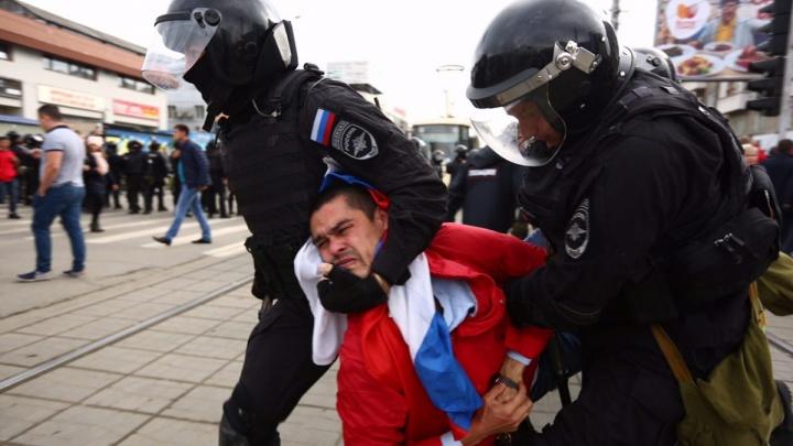 Хроника задержаний: как Россия протестует против пенсионной реформы
