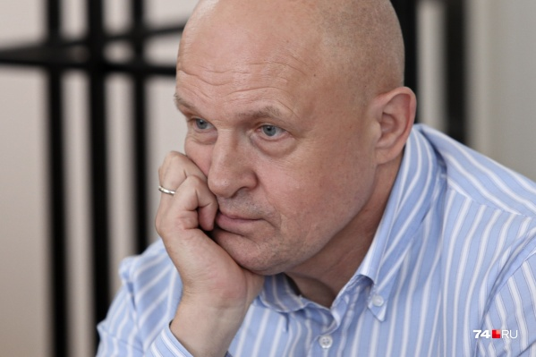 Сергей Давыдов больше года добивается прекращения уголовного преследования