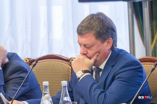 Олег Фурсов был мэром Самары с 2014 по 2016 годы