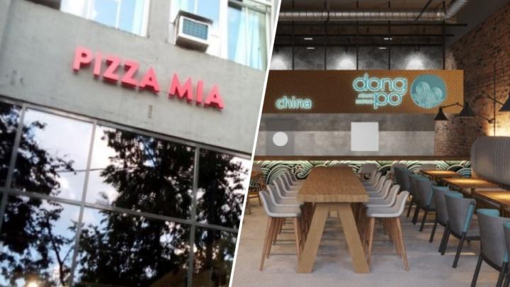 В здании мэрии на продажу выставили два готовых бизнеса — это помещения с известными ресторанами