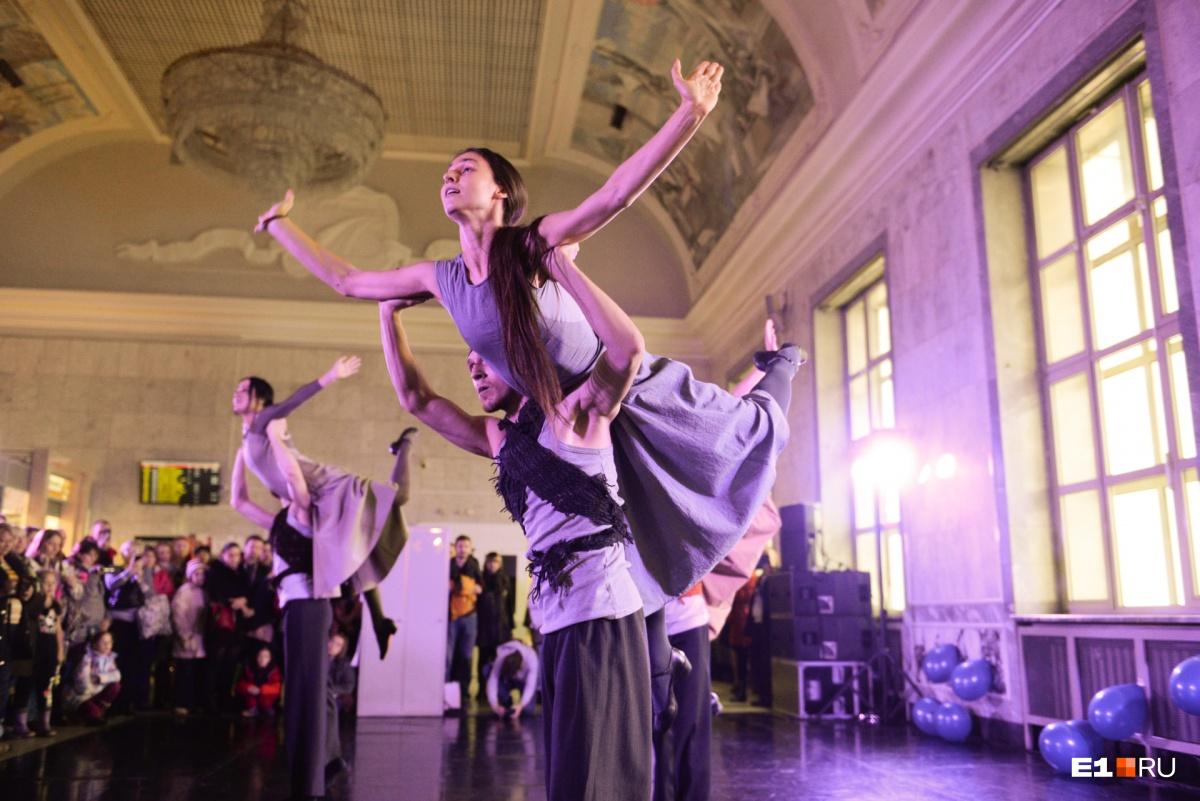 «Провинциальные танцы», как всегда, произвели фурор