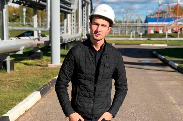 Расул был успешным молодым человеком, работал в крупной нефтяной компании