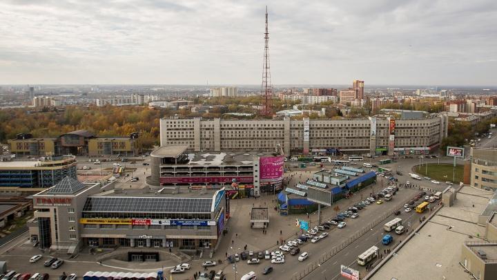 Вокруг парковки на Маркса построят торговый центр