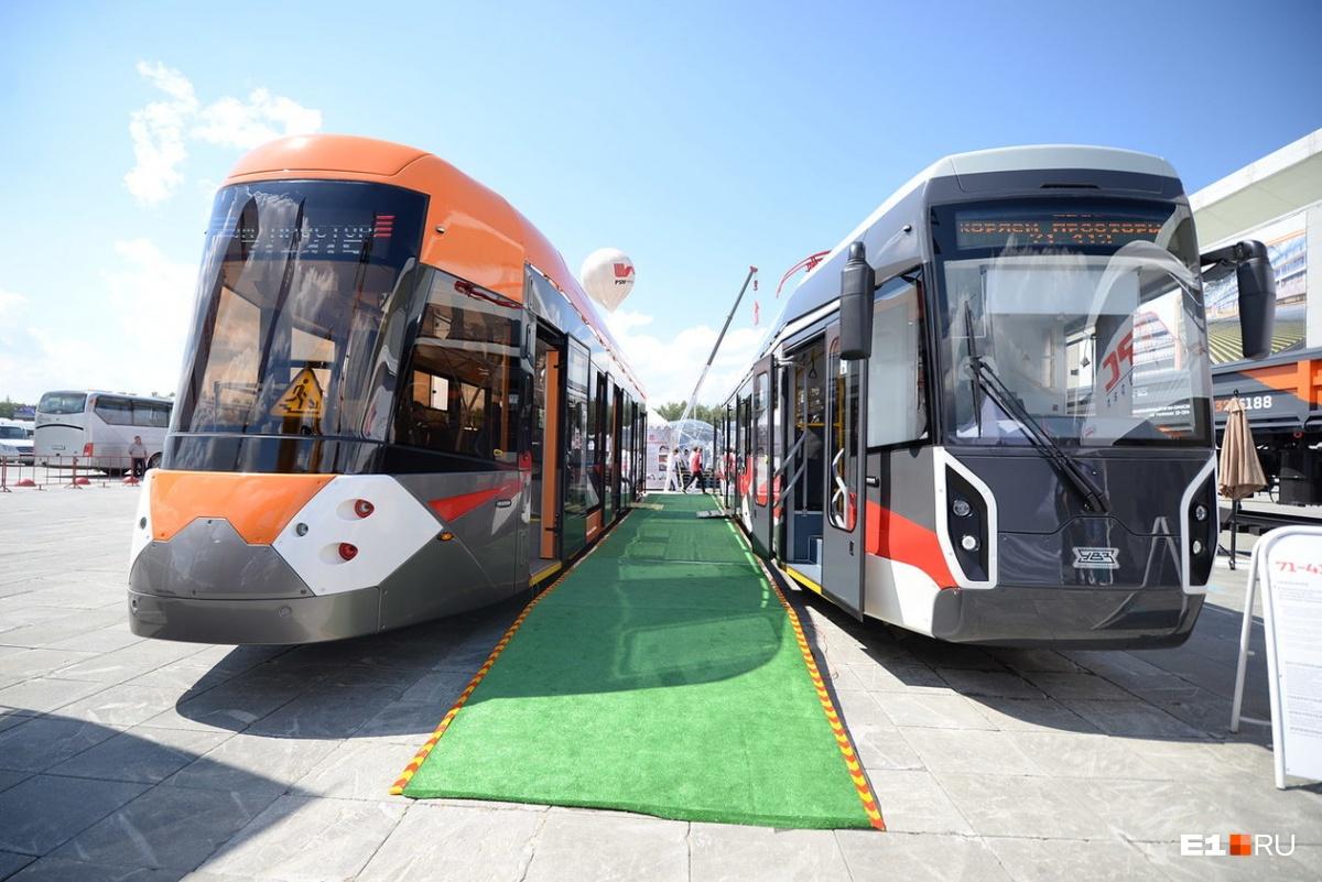 «Город зверей» за 5 миллиардов, корейская еда и новый трамвай-айфон: чем запомнился «Иннопром-2018»