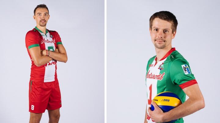 Два новосибирских волейболиста попали в сборную России на первый матч престижного турнира