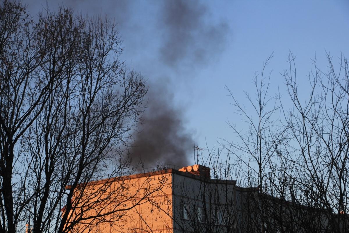За полгода в Архангельске произошло 229 пожаров