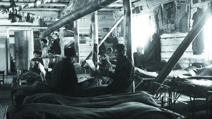 Где жили пленные немцы и почему бараки строителей напоминали концлагерь: читаем книгу про Уралмаш