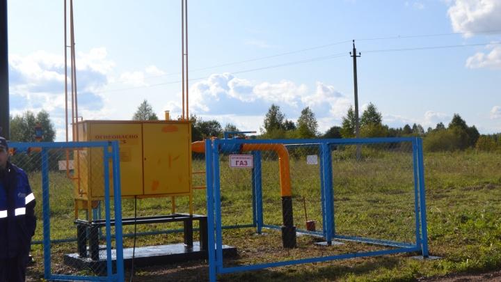 В Бардымском районе подключили к газу более 1,5 тысячи жителей