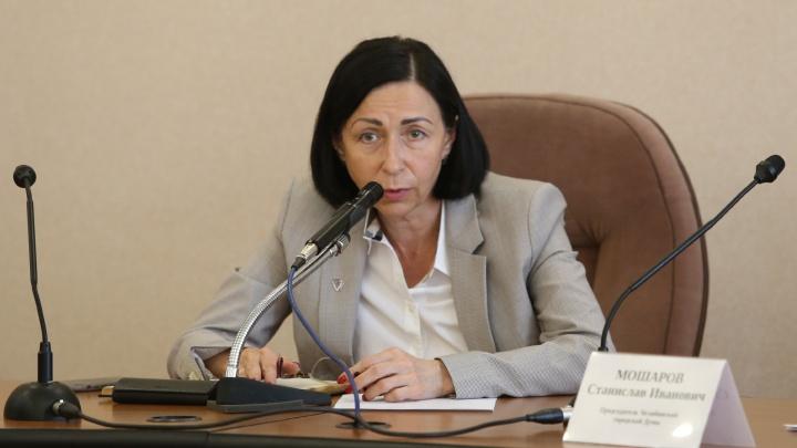«Буду больше с вас спрашивать»: Наталью Котову представили в мэрии в качестве и. о. главы Челябинска