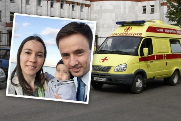В Челябинске Лёве Шафигину не смогли помочь, поэтому вся семья полетела в Санкт-Петербург
