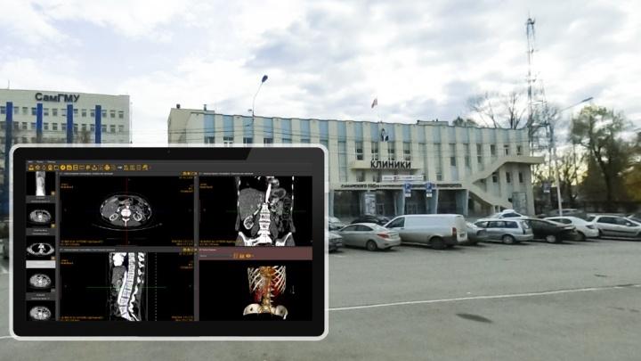 Самарские медики изобрели программу, которая позволяет делать операции без врачебных ошибок