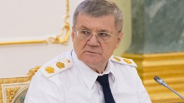 Юрий Чайка назначил нового прокурора Шигонского района