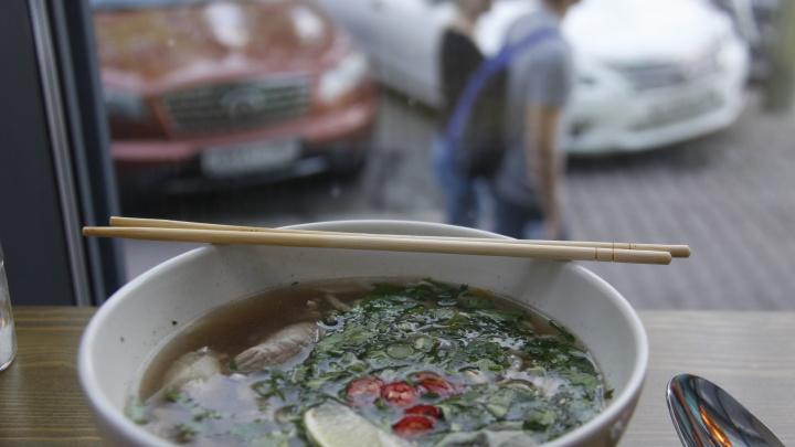 В Академгородке на месте книжного магазина откроется первое вьетнамское кафе
