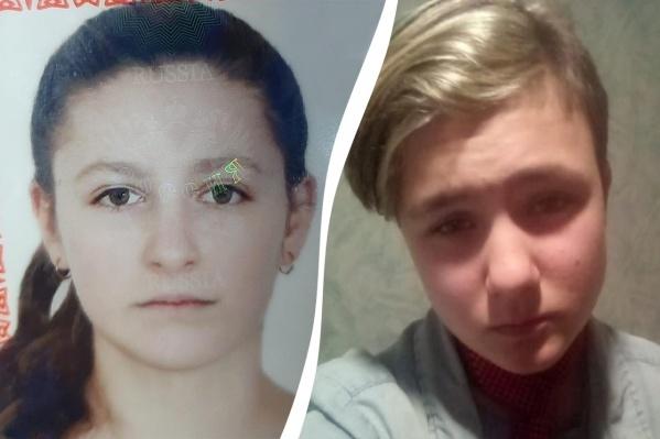 Родители Карины и Арины обратились в полицию 12 февраля