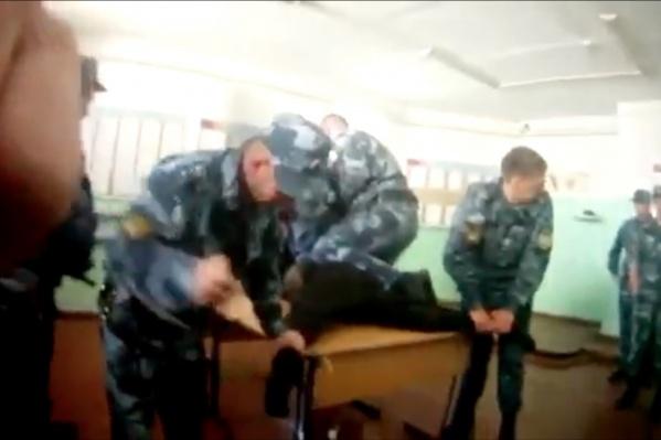 Пытки происходили в колонии №1 Ярославской области