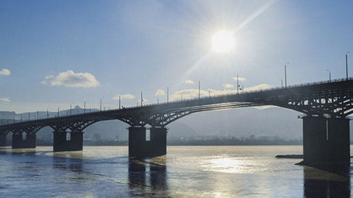 Одобрено строительство самого северного моста через Енисей в Красноярском крае