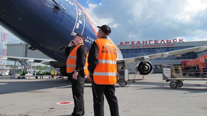 Ломоносов, Писахов, Древарх: чьё имя присвоят аэропорту Архангельск на всероссийском проекте?