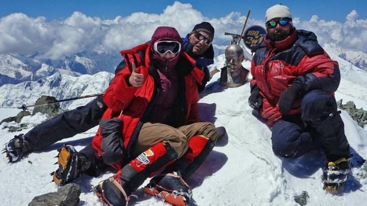 «Тут как в гимнастике — надо сделать красиво»: альпинисты Поморья в пятёрке лучших чемпионата России