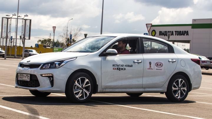 «КИА-Рио» против «Хёндай-Солярис»: любимые машины новосибирских таксистов — почему одна лучше