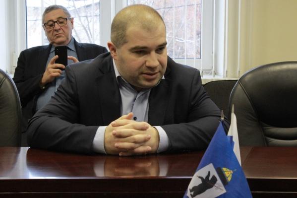 Евгений Клейнбурд выиграл конкурс на должность заместителя мэра Ярославля по ЖКХ