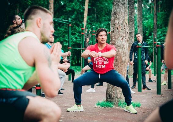 Дмитрий Яшанькин открывает в Екатеринбурге самую большую на Урале фитнес-студию