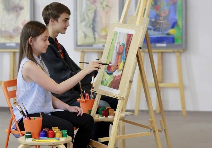 Университет архитектуры, дизайна и искусств распахнул двери для юных талантов