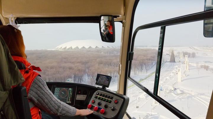 ТТУ предложило завернуть к «Самара Арене» два трамвая